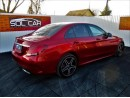 C-OSZTÁLY C 200 EQ Boost 9G-TRONIC HYACINTH RED METAL!AMG LINE!NIGHT PACK!LED INT!PANO!
